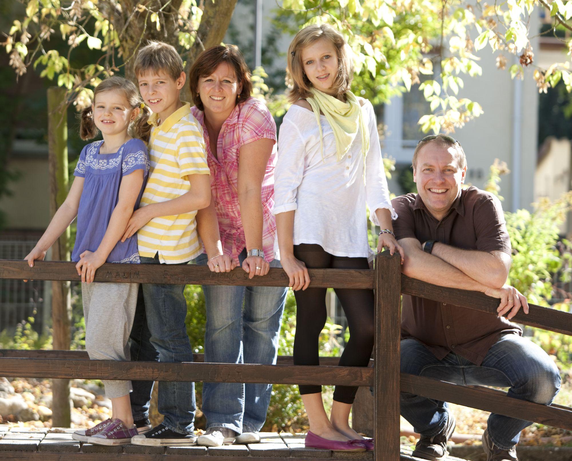 Familie Gründen Familie Leben Pfarrei Beispielheim